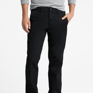 Gap Khakis Lived in Straight Stretch 36x30 NWT